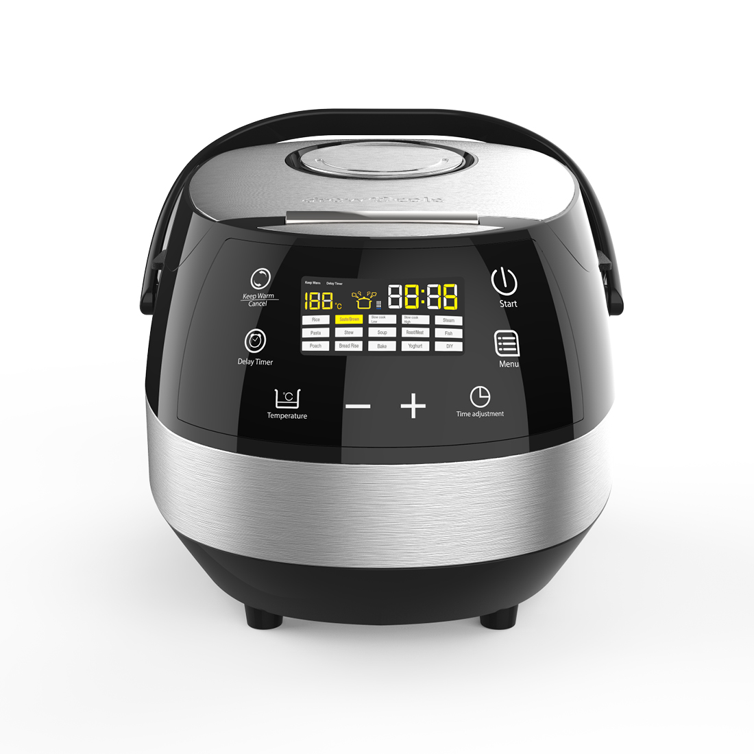 An image of CleverChef Intelligent Multicooker