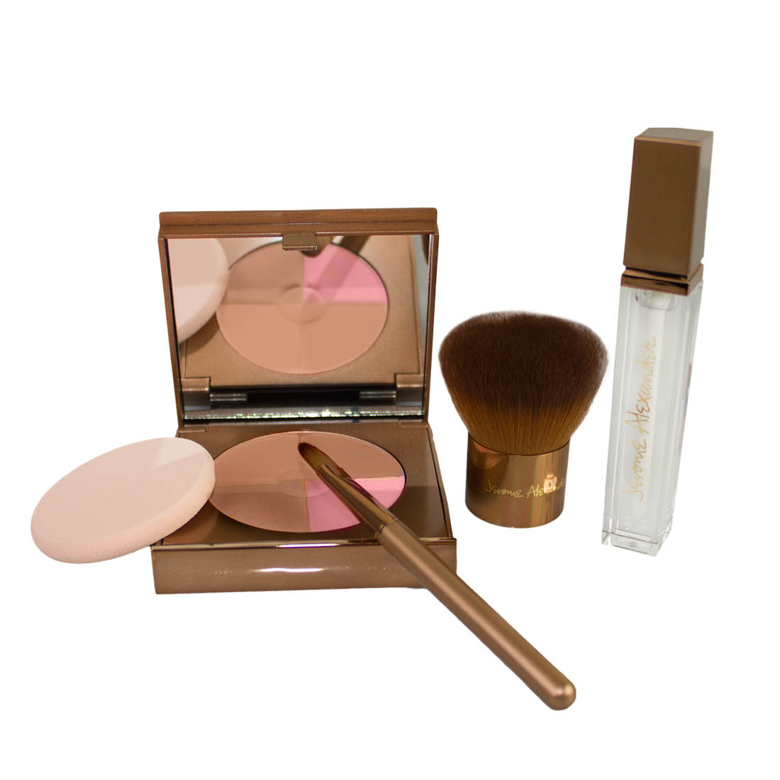 An image of Magic Minerals Bronzer Kit by Jerome Alexander