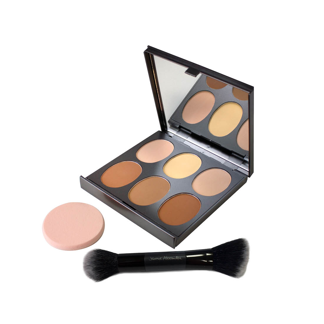 An image of Magic Minerals Contour Kit by Jerome Alexander