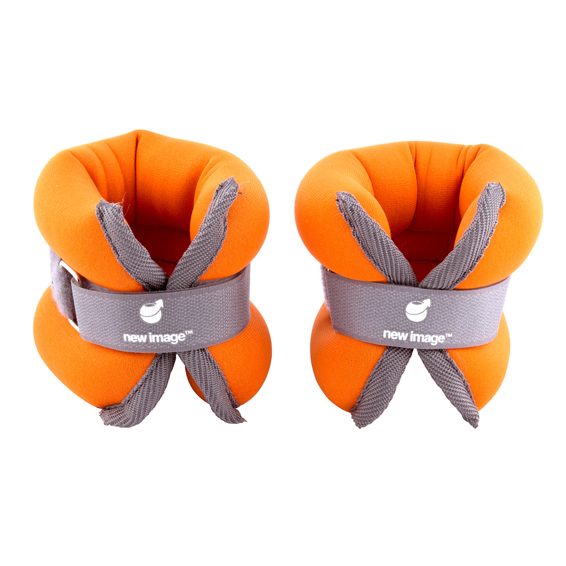 An image of Wrist Weights (2 x 1kg) by New Image