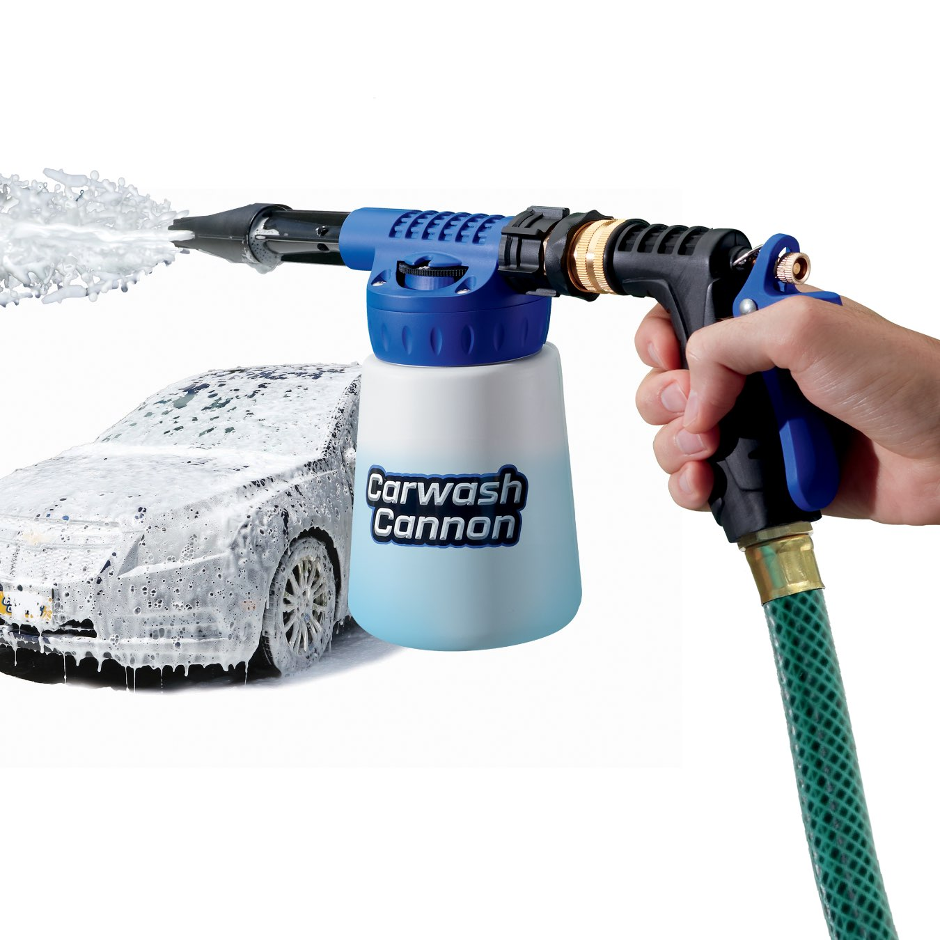 An image of Car Wash Cannon