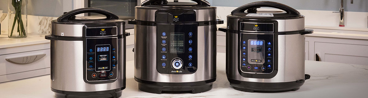 e78f89206d9d Pressure King Pro | Pressure Cookers | Cooking |HighSteetTV