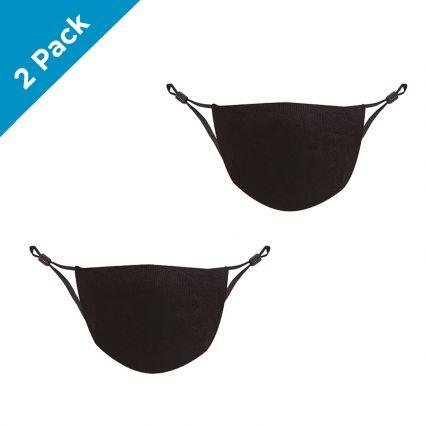 Breathe Pure CopperWear Reusable Face Masks (2 Pack)