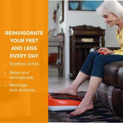 Vibro Legs Foot and Leg Massager