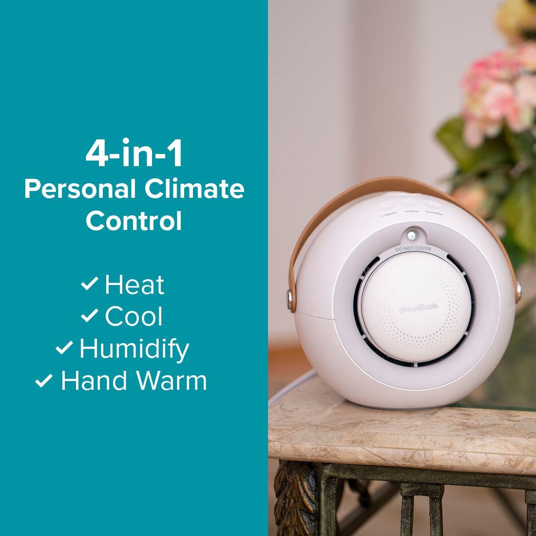 HUMI Hot & Cool Personal Fan Heater