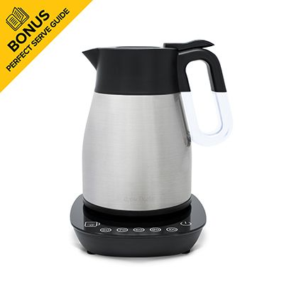 RediKettle Variable Temperature Thermal Kettle 1.2L (Chrome)