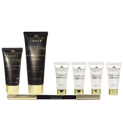 Velform Cover - Body & Face Cover & Conceal Kit