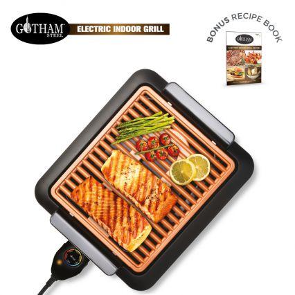 Gotham Steel Smoke-less Indoor Grill (Medium)