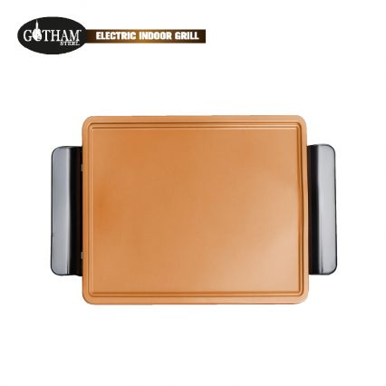 Gotham Steel Electric Indoor Griddle Plate (Medium)
