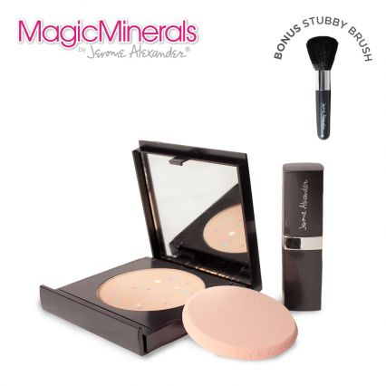 Magic Minerals Deluxe Kit by Jerome Alexander