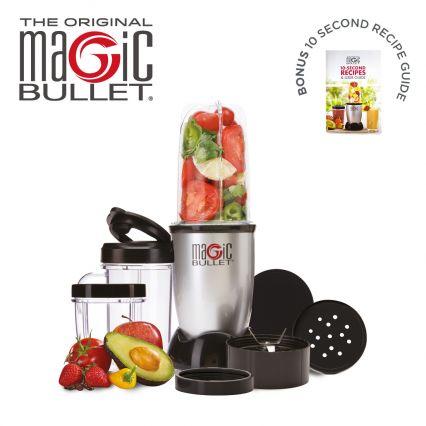 Magic Bullet (11 piece system) – Blender, Mixer & Food Processor