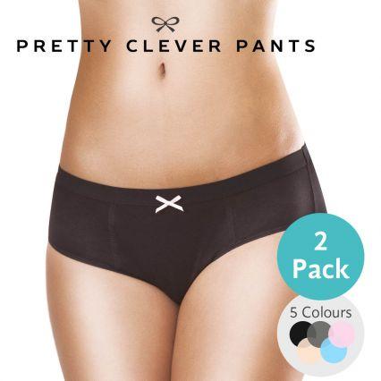 b45c2486db6f Pretty Clever Pants 2pk