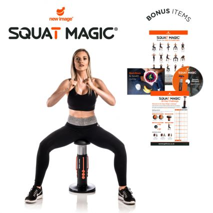 Squat Magic by New Image