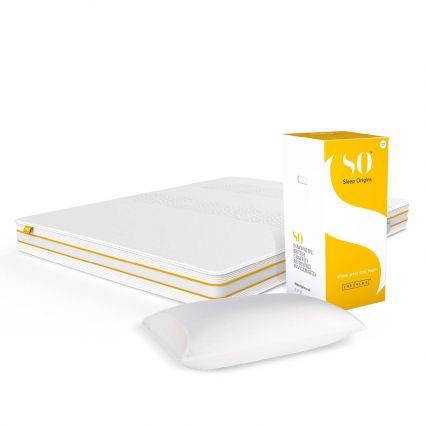 Sleep Origins 18cm Super Comfort Mattress