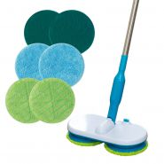 Floating Mop – Complete Hard Floor Cleaning Solution