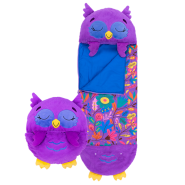 Happy Nappers - Owl