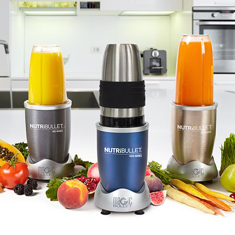 Nutribullet The Must Have Nutrition Extractor