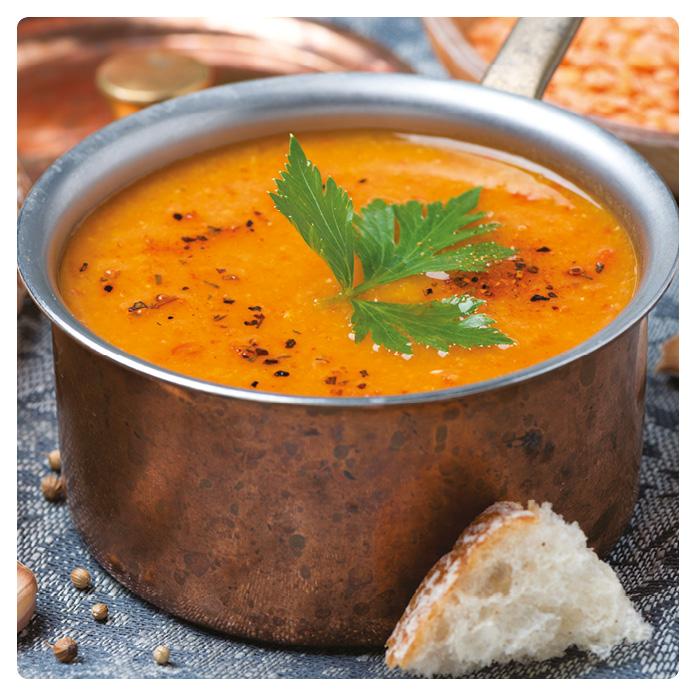 Quick lentil soup pressure king pro recipe quick lentil soup forumfinder Choice Image