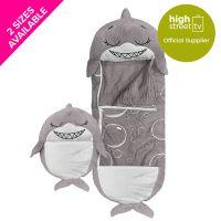 Happy Nappers - Grey Shark - Medium