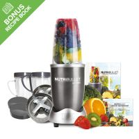 Nutribullet 12pc - Black