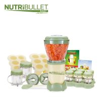 NutriBullet Baby Food Processor
