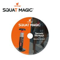 Squat Magic Secrets – Butt & Leg Sculpting DVD