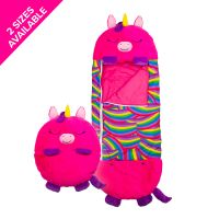 Home Accessories Happy Nappers - Pink Unicorn - Large