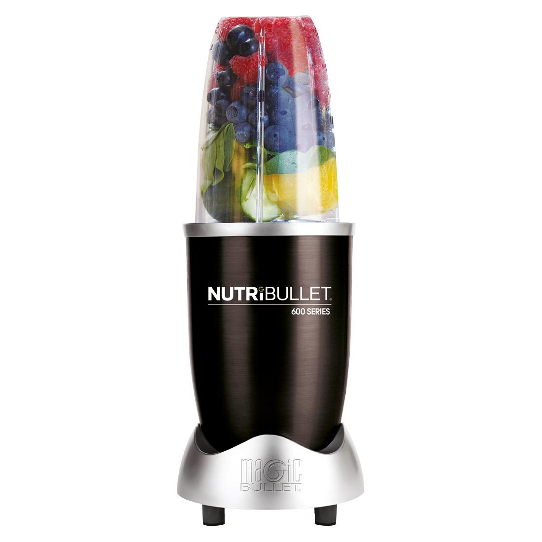 An image of Nutribullet 12pc - Black