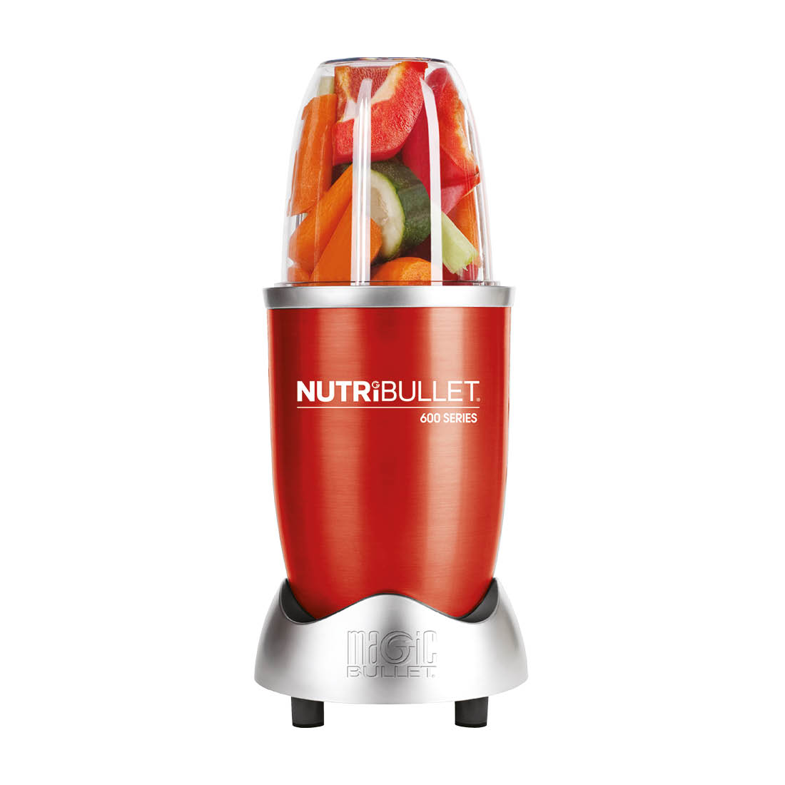 An image of Nutribullet 8pc - Red
