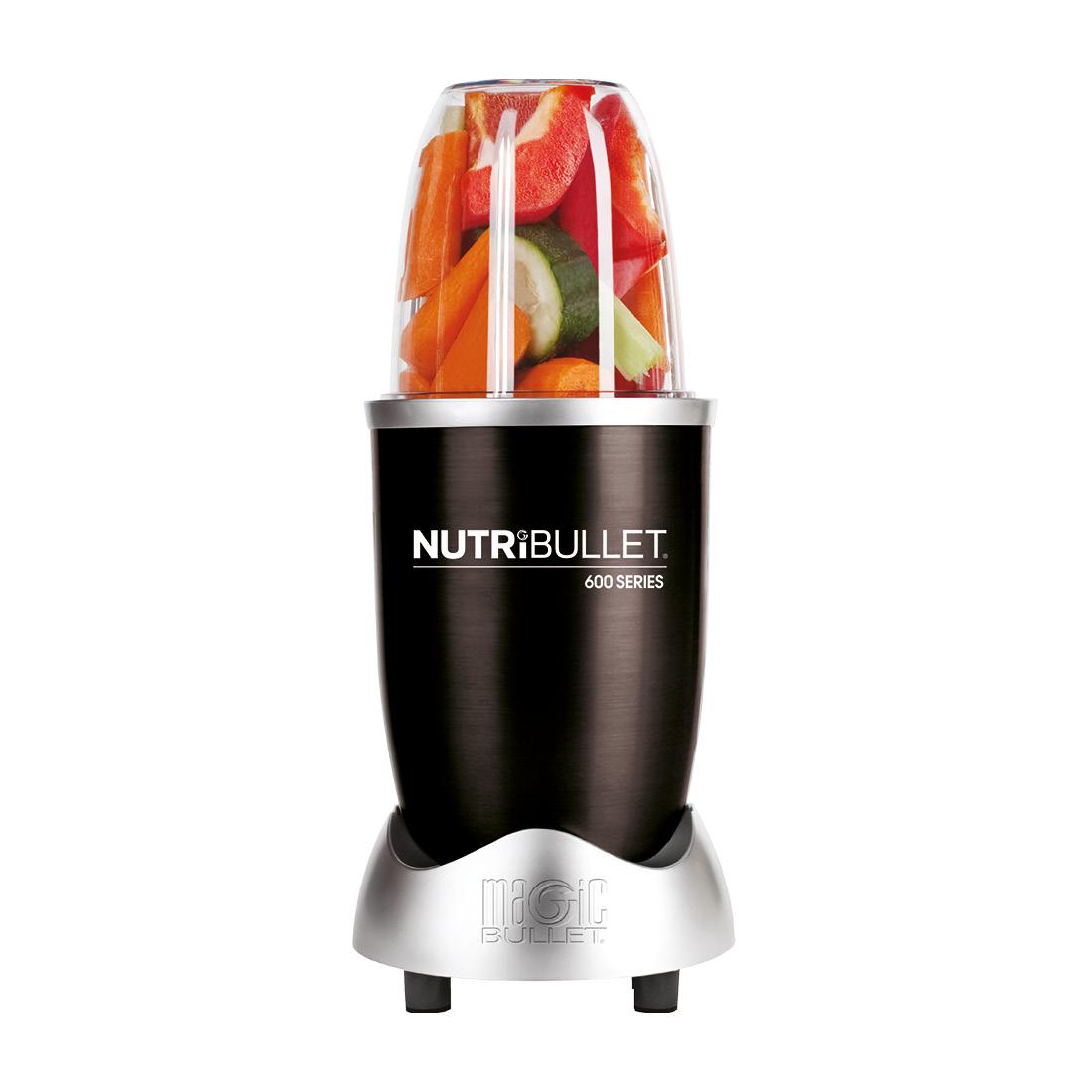 An image of Nutribullet 8pc - Black