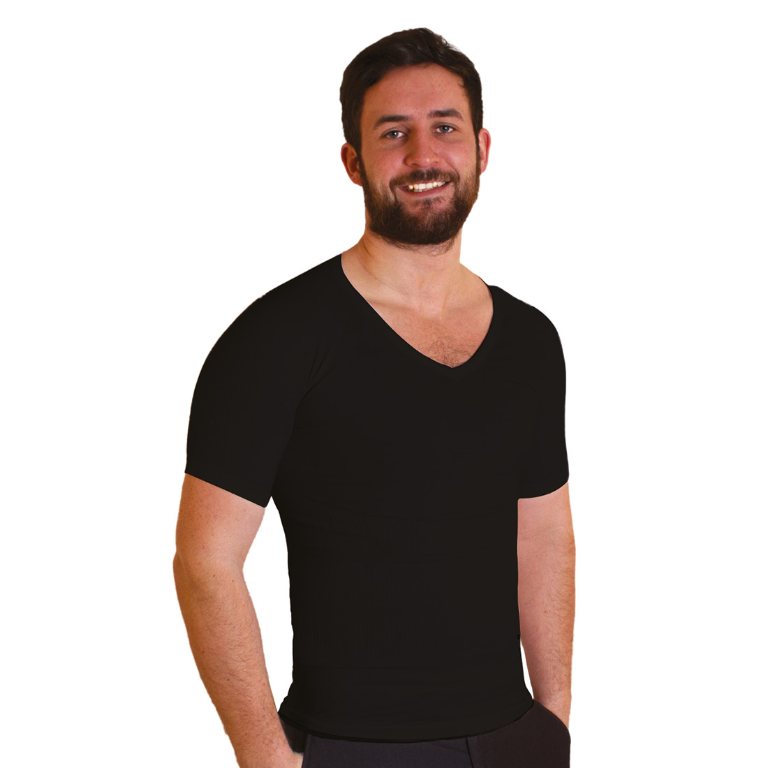 An image of Tone Tee Black T-shirt Large