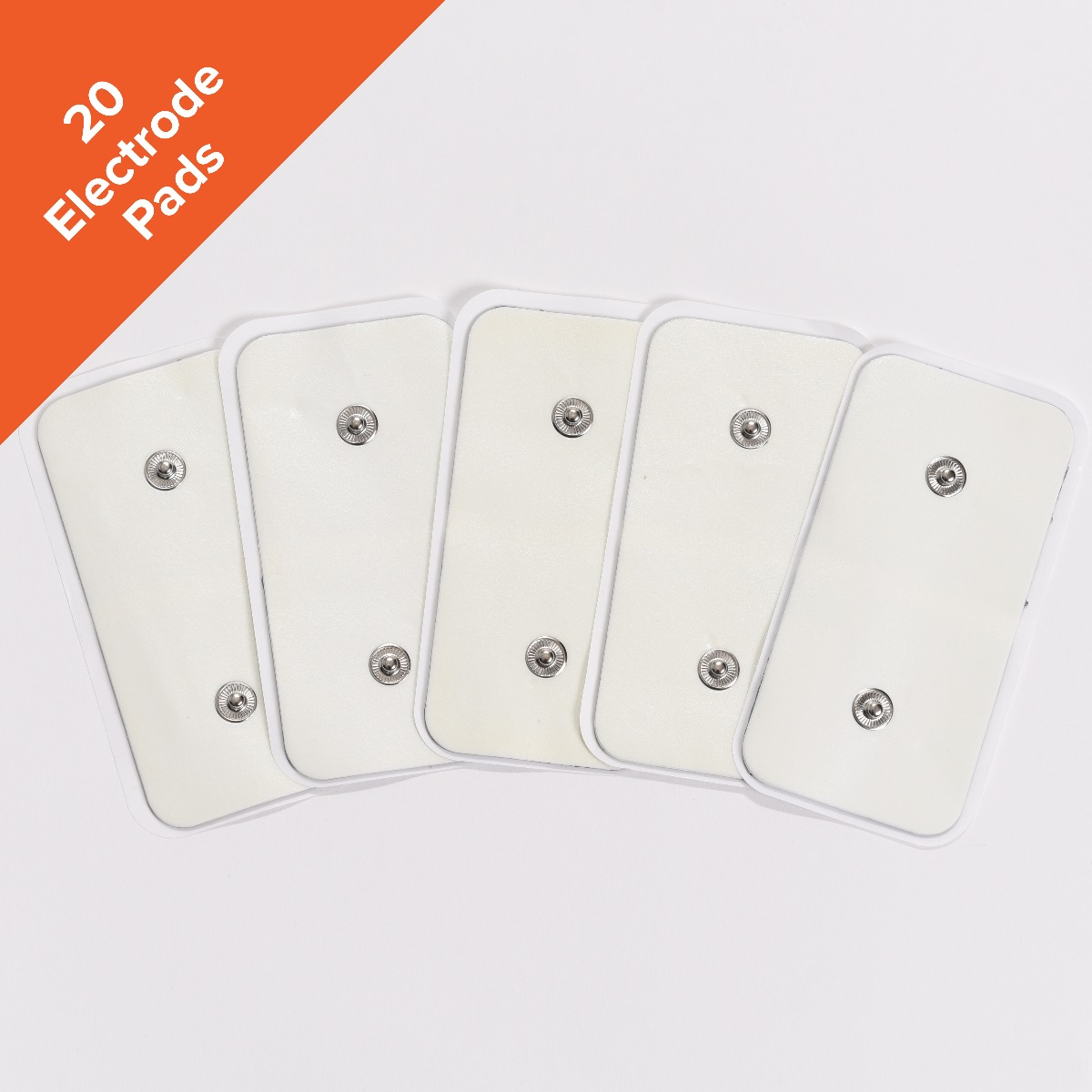 An image of Gymform Total Abs – Replacement Electrode Pads